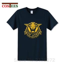 $enCountryForm.capitalKeyWord NZ - Brazilian Jiu Jitsu T shirt Men BJJ rashguards jiu-jitsu T-Shirt homme Train Like a Beast Tshirt hipster Tops Tee BJJ mma tshirt