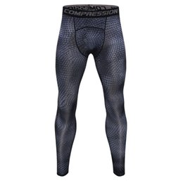 $enCountryForm.capitalKeyWord Australia - Brand MMA Tights Men Leggings Sportswear Long Trousers Pant Fitness Compression Sexy Slim
