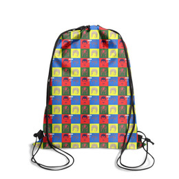 Chain Hot Boys UK - Drawstring Sports Backpack Freddie Mercury Queen Hot Space Classic durable limited edition Travel Fabric Backpack