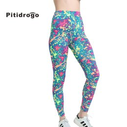 $enCountryForm.capitalKeyWord Canada - Pitidrogo Brands Yoga Leggings Spring Autumn Women Fashion Printing Leggings Slim High Waist Leggings Woman Yoga Pants 15214 C19040301