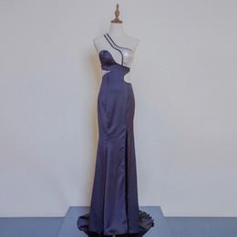 $enCountryForm.capitalKeyWord Australia - Really Photo Taffeta One Shouler Mermaid dress Long dresses evening Evening gown Ever pretty Serene hill Robe longue Avondjurk
