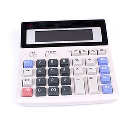 $enCountryForm.capitalKeyWord Australia - 16CM*16CM office school business specific calculator battery or solar combo 12 digit electronic calculator big button free mail