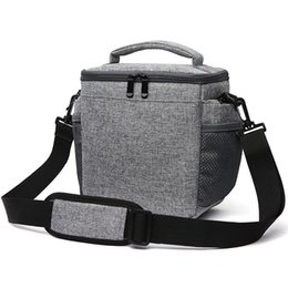 mark bags UK - Camera Bag Case For Olympus OMD EM10 Mark III EPL5 EPL6 FUJIFILM XE3 X-E3 X-T10 Panasonic GX85 GX80 GH4 GH5