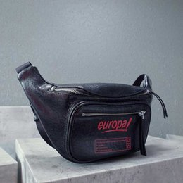 c4e5de2c2e25 Vintage leather fanny pack online shopping - designer bags BALAN brand  waist bag luxury fanny pack