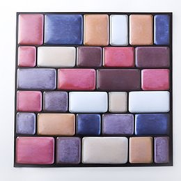 Backsplash Tiles For Kitchens Australia - Self Adhesive Wall Tile Peel and Stick Backsplash for Kitchen Marble Wallpaper Set of 6 Bathroom Backsplash Sticker
