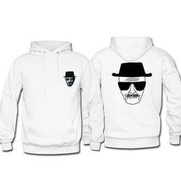 Wholesale Dropshipping Suppliers Usa Men Hoodies Sweatshirts Smile Print Hip Hop Streetwear Clothing Heisenberg Walter BreakingBad