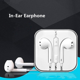$enCountryForm.capitalKeyWord Australia - Aicoo Universal In-Ear Earphone Earset headphone Earbuds With Mic Volume Control Earphone For iPhone 8 7 6 Samsung S8 Android Phone