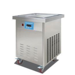 Ce Cream Maker Australia - 50 Cm pan Ice Cream Roll Machine Smart Thai Fry with Fried Yogurt Maker 110V 60HZ with the CE certify