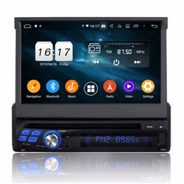 "Discount usb tv tuner android - 1 din 4GB RAM Octa Core 7"" Android 9.0 Universal Car Radio dvd GPS Car DVD Multimedia Head Unit Bluetooth 4.2 WIFI"