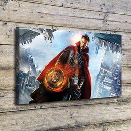 Doctor Prints Canvas Australia - Doctor Strange,Home Decor HD Printed Modern Art Painting on Canvas (Unframed Framed)