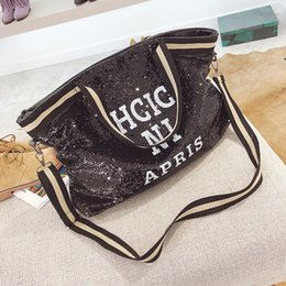 $enCountryForm.capitalKeyWord NZ - Lovely2019 Will Joker Concise Capacity Paillette Support Special Package More Function Letter Single Shoulder Handbag