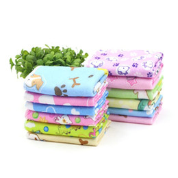 Towel hoT girls online shopping - Hot Home Textiles boys and girl Cartoon towels polyester thickened child towel gifts small towels for kindergarten