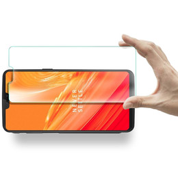 $enCountryForm.capitalKeyWord UK - 2.5D Arc Edge 9H Tempered Glass Screen Film for OnePlus 6