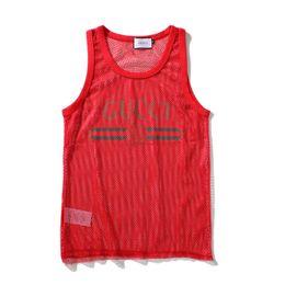 0282fa36a2 Perspective Designer Mens Tank Top Fashion Sport Bodybuilding Brand Gym  Clothes Luxury Women Vests Tee Luxury Men's Underwear Tops M-XX