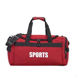 e5f7f4c9b38f Outdoor Sports Gym Bag Travel Shoulder Handbag Men Fitness Training for Women  Yoga Luggage Duffles Crossbody Bags sac de sport  351977