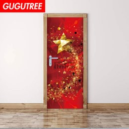 $enCountryForm.capitalKeyWord UK - Decorate Home 3D merry christmas wall door sticker decoration Decals mural painting Removable Decor Wallpaper G-759