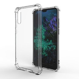 samsung k8 UK - Transparent Acrylic Hybrid TPU Armor PC Back Case For MOTO C E4 E5 Plus G5 G6 Play G7 Power P40 LG G8 V30 V40 V50 K40 K50 K8 2018 K10 2017