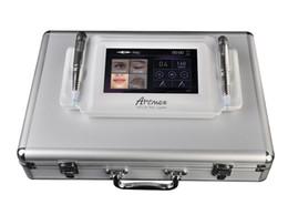 $enCountryForm.capitalKeyWord Australia - Hot selling Artmex V8 Digital Permanent Makeup Tattoo Machine digital microblading Pen Eyes Rotary Pen MTS PMU