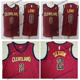 eb5d57a05 2019 Earned  2 Cleveland Collin Sexton Kevin Love Cavaliers Edition Basketball  Jerseys Cheap City Kevin Love Edition Stitched Shirts S-XXL kevin love ...