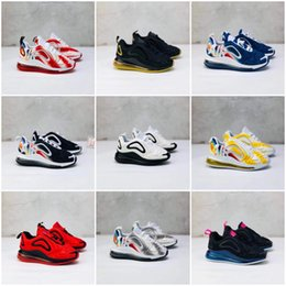 top selling running shoes Australia - Hot sell Kid top quality shoes baby boy girl 72 top quality fashion shoes sneakers 10 Colors Kids running sport shoe sneakers