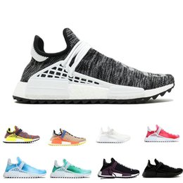 $enCountryForm.capitalKeyWord NZ - Human Race trail Running Shoes Men Women Pharrell Williams HU Runner Peace Passion Younth China Limited Mens Casual Sport Sneaker Size 5-12