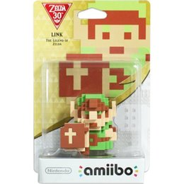 Zelda Link Figure Australia - [Limited offer] Nintendo Amiibo 8-bit Link The Legend of Zelda Character Figure