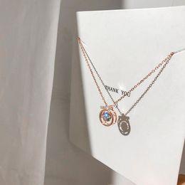 $enCountryForm.capitalKeyWord Australia - 2019 Hot Sale European And American Alloy Material Korean Version Fashion Beautiful Rose Gold Necklace