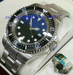 Luxury Watches World Australia - 3 Style Men's Luxury Products Quality Classic Big Auto Steel Mens Bracelet Automatic Date 116660 Movement sea World Basel Watch