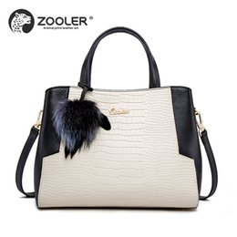100% real lether handbags designer luxury bag 2019 genuine leather woman  bag ZOOLER brand new Business ladies hand bags S132 7a1cdb4b5de96