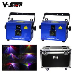 professional laser show equipment Australia - High quality 1W RGB Laser Projector Stage Equipment Light RGB LED Mixing Effect DJ KTV Show family Party Laser Stage Lighting