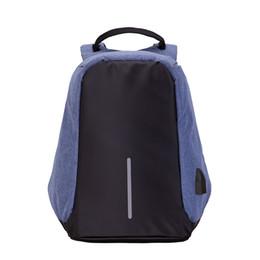 $enCountryForm.capitalKeyWord UK - One postage free USB charging socket large capacity business casual bag fashion multi-functional backpack anti-theft backpack