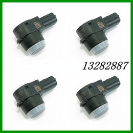G Sensor For Australia - NEW Car PDC Parking Sensor 0263003817 13282887 PDC Parking Distance Control Sensor Assistance For G M C O pel 2008-2015 Car Reversing Radar
