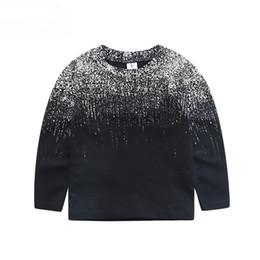 $enCountryForm.capitalKeyWord UK - Fashion Cotton Chidren T-Shirt Sweatshirt Long Sleeve Cool Baby Boys Hoodie Black Pringting Kids Clothing Hip Hop