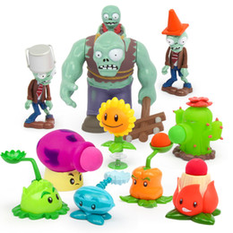 plants vs zombie figures Australia - Kids Toys for Children Action Toy Figures Plants VS Zombies Toy Funny Launch Birthday Christmas Gift
