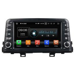 "1.8 Inch Screen NZ - 4GB RAM 64GB ROM IPS PX5 1 din 8"" Android 8.0 Car DVD Audio Radio GPS for Kia Morning Picanto 2017 Bluetooth WIFI Steering wheel controls"