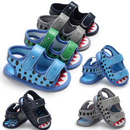 $enCountryForm.capitalKeyWord Australia - 2019 Newborn Baby shoes for boy Toddler PU Leather Sandals Shoes Infant Toddler Soft Sole Anti-slip Baby 0-18M