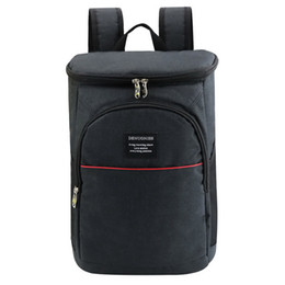 $enCountryForm.capitalKeyWord Australia - Portable Cooler Backpack Large Ice Cooler Bags Insulated Pack Drink Thermal Leisure for Hiking Sports Travel Camping Picnic