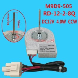 motor for fan Australia - ZWF-02-4 M9D9-505 DC12V For Samsung and other refrigerator fan motor