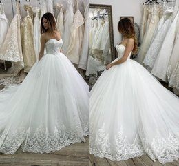 Sweetheart Pregnant Wedding Dress Australia - 2019 Elegant Lace Sweetheart A-Line Wedding Dresses Cap Sleeves Maternity Pregnant Backless Beach Plus Size Custom Made Bridal Gowns