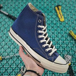 Spring Fall Canvas Shoes Australia - The new spring and summer of 2019 female canvas shoes classic tall joker students help couples casual shoes sandals 1970 s after