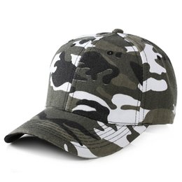 Special Forces Caps Australia - Camouflage men women special forces tactical outdoor military sports cap combat training baseball caps