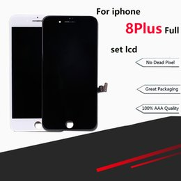 iphone glasses display Australia - for iPhone 8 Plus (5.5 inch) - 3D Touch LCD Complete Repair Kits -LCD Touch Digitizer Display Glass Replacement Full Screen Replacement LCD