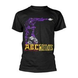 $enCountryForm.capitalKeyWord UK - Neu Offiziell 2000AD Abc Krieger - Joe Ananas T-Shirt free shipping brand Hipster O-Neck Casual Tees Men Hot Cheap New Brand-Clothing