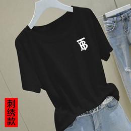 $enCountryForm.capitalKeyWord Australia - 20190628 Short Sleeve Loose T-shirt with High Quality Bamboo Cotton and Pure Alphabet
