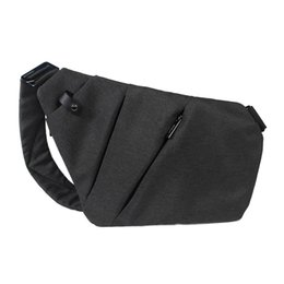 7487c2ff2b2 Bicycle Chest Bag Outdoor Sport Travel Foldable Sling Backpack Anti Theft Crossbody  Shoulder Pack Bag Daypack for Men Women  578429