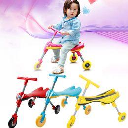 $enCountryForm.capitalKeyWord Australia - Folding Children's Tricycle Sliding Baby Walker Bicycle For Children Babies