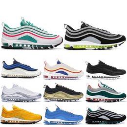 EmErald grEEn gold lacE online shopping - 2019 Mens OG Running Shoes Japan OG Yellow Bullet Black Clear Emerald Designer Men Women Sports Shoes s Cheap Sneakers