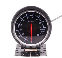 $enCountryForm.capitalKeyWord Australia - DEFI BF car modification instrument tacho water temperature meter voltmeter oil pressure oil temperature vacuum turbine Gauge Speedometer