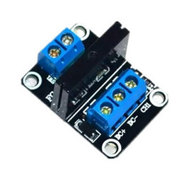 channel 5v relay module Australia - 5V 1 2 4 Channel Digital Equipment Circuit Relay Module Low Level Trigger Network With Fuse Solid State Electronics For Arduino