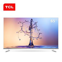 Tv 65 online shopping - Original TCL T6M inch full scene smart TV New generation ART5 full screen K HDR full ecological GB GB